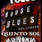 Panteon Rococo at the House of Blues Hollywood