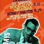 Bobby Matos live at Fullerton