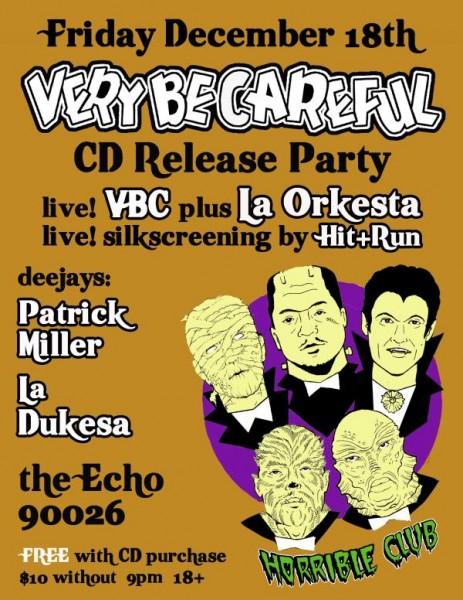 tributetothestage vbc cd release