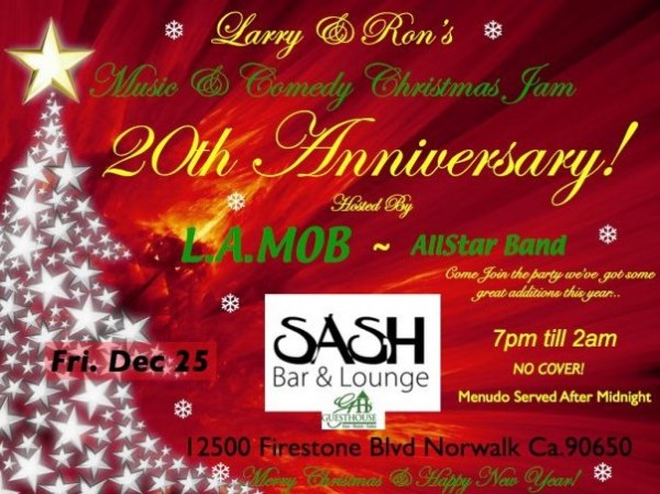tributetothestage L.A Mob