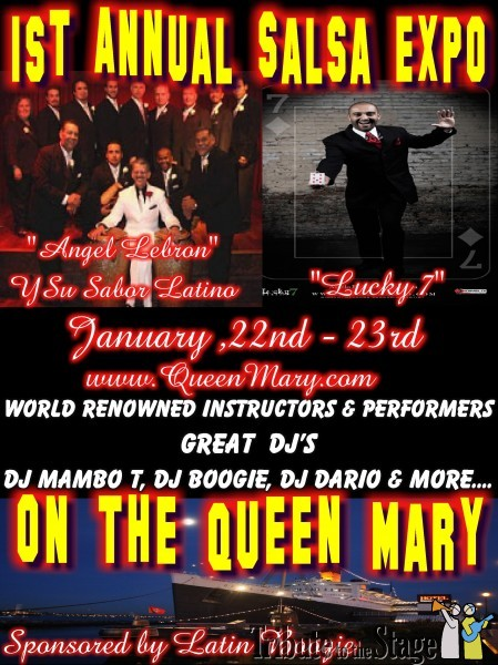 tributetothestage queen mary salsa expo