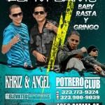Baby Rasta y Gringo, Khriz & Angel at Potreros
