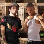 Calle 13, Baby Rasta y Gringo, live at Potrero's Night Club