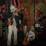Dirty Hands performing live at Bordellos