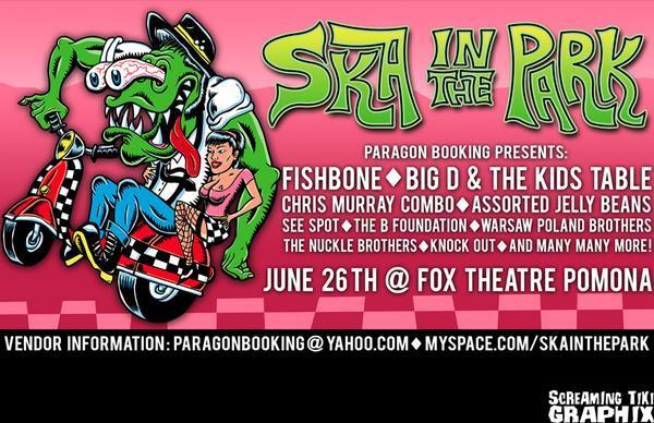 ska in the park ska festival in pomona california 2010