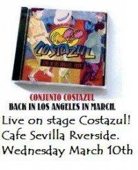 Costazul CD Release