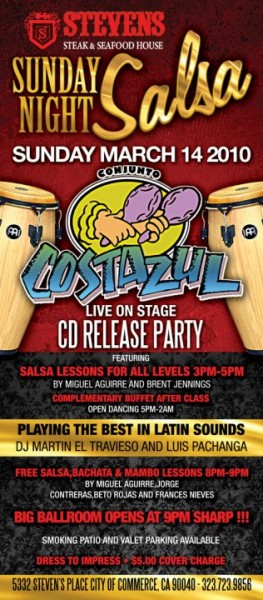 costazul-cd-release -party-stevens-steakhouse