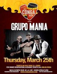 grupo-mania-at-the-conga-room