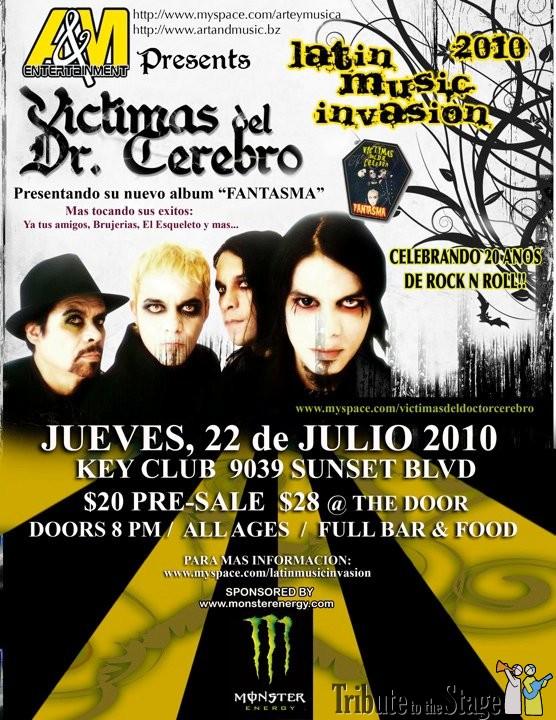 myspace latin  music
