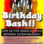 Angel Lebron's Birthday Bash at Steven's Steakhouse