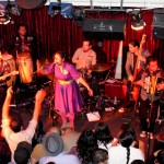 La Santa Cecilia CD Release Party - La Fonda - December 14, 2010