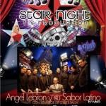 Angel Lebron y Su Sabor Latino at El Club in Huntington Park