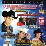 """Banda en La Fonda de Wilshire con """"El Regio"""" y """"El Sonorense"""" y muchos mas"""