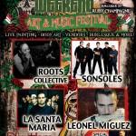 Sonsoles, Roots Collective, La Santa Maria, Leonel Miguez perform at Cinco De Mayo Weekend Festival