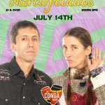 Aterciopelados at the Conga Room