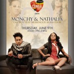 Monchy Y Nathalia at the Conga Room