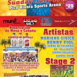Colombian Electronic Music Festival 2011 at Pico Rivera Sports Arena