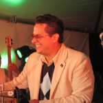Tito Puente Jr. at Marina Del Rey - July 30, 2011