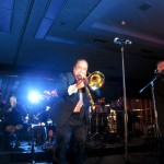 Willie Colon, Alberto Barros at the Radisson LAX - July 16, 2011
