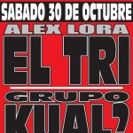 Alex Lora, Grupo Kual in La Hacienda De Anaheim