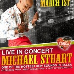 Michael Stuart at the Conga Room