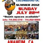 Festival Colombiano 2012 in Orange County
