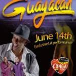 Orquesta Guayacan at the Conga Room